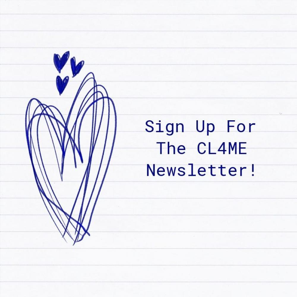 community learning for me newsletter sign up
