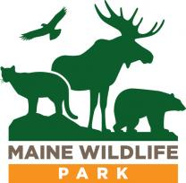 Maine Wildlife Park logo