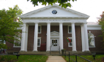 Photo of the Norway Memorial Library