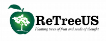 re-trees U.S. logo