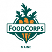 Food Corps Maine logo