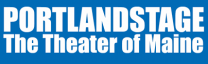 Logo for Portland Stage